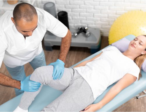 Physiotherapy for Knee Pain Relief
